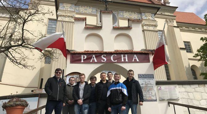 """""""Majówka"""" w Kazimierzu"""