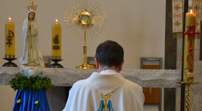 Niepokalane Serce Maryi – bądź naszym ratunkiem!
