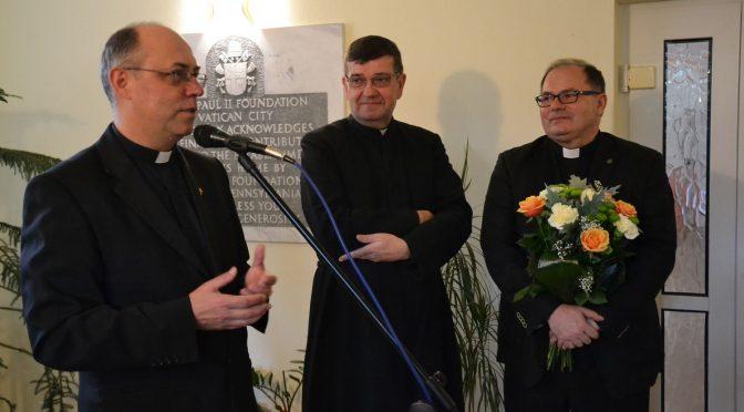 Inauguracja roku akademickiego oraz imieniny ks. Roberta