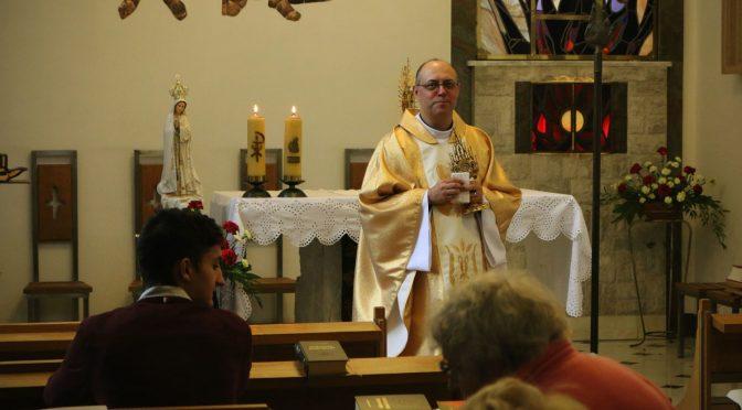 Łączy nas św. Jan Paweł II – liturgiczne wspomnienie Założyciela Fundacji