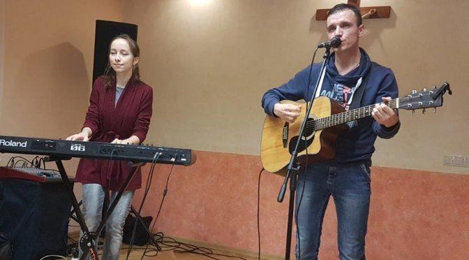 """Występ zespołu """"Laudans"""""""