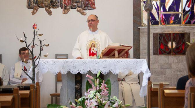 Srebrny Jubileusz Kapłaństwa ks. Roberta