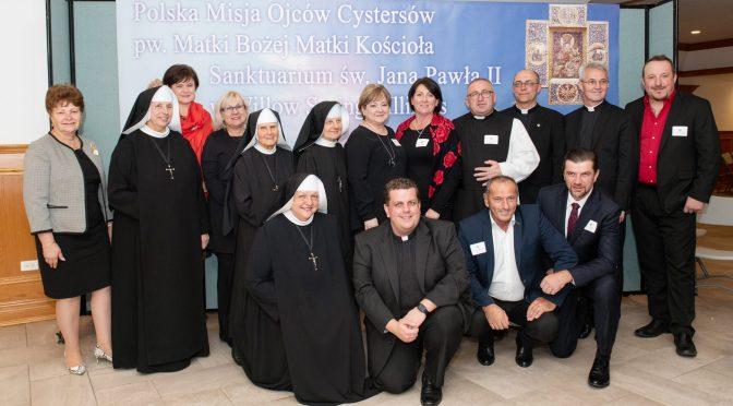 Towarzystwo Przyjaciół Fundacji Jana Pawła II z Chicago świętuje 35 lat istnienia
