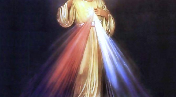"""""""Cała nasza nadzieja w Miłosierdziu Boga"""""""