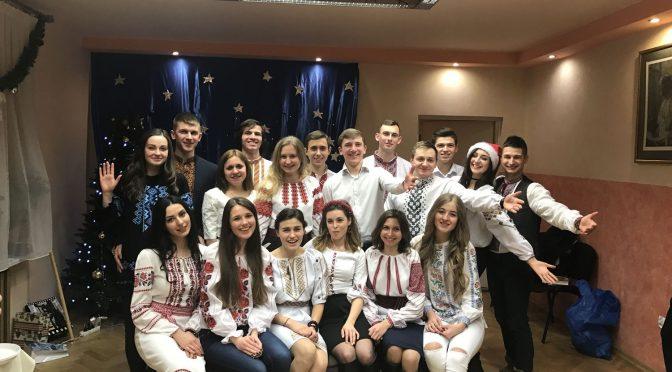 Spotkanie świąteczne z ukraińskimi tradycjami