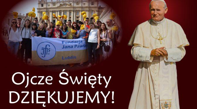 Wspomnienie liturgiczne św. Jana Pawła II