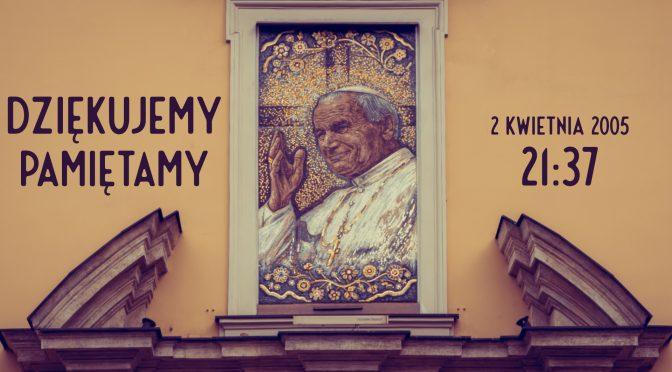 16 lat od śmierci Jana Pawła II