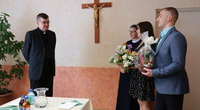 Zakończenie roku akademickiego w Domu Fundacji w Lublinie
