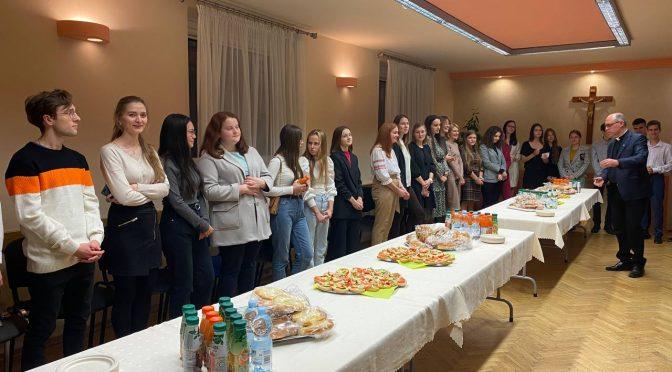Inauguracja roku akademickiego w Domu Fundacji Jana Pawła II
